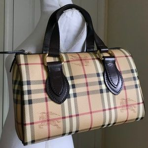 GUC Burberry bag